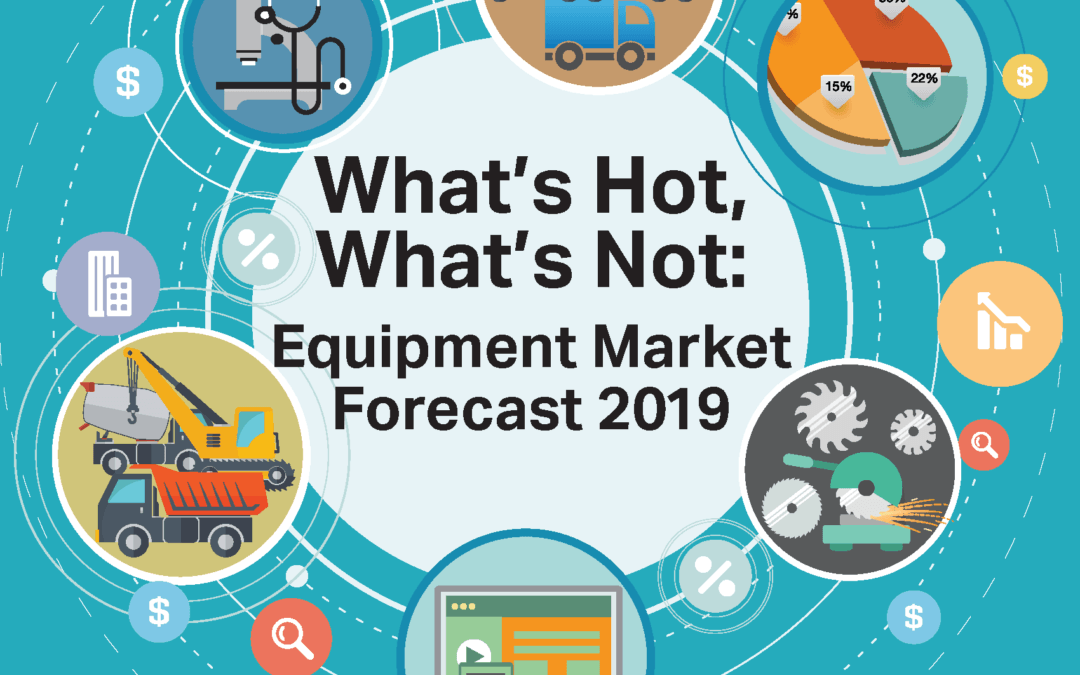 Free Report Provides Outlook on Equipment Markets for Asset Finance Industry