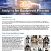 The Alta Group 2021 Insights for Equipment Finance